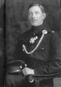Eton College, Old Etonian, who served in World War 1 and World War 2. Served in the Kings Royal Rifle Corps., killed in action in Calais