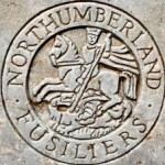 northumberland fus badge