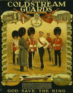 Coldstream_Guards_WWI_poster