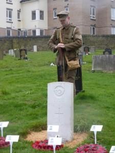 Batley Cemetery 100 years on