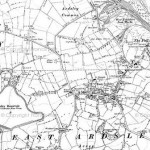 east ardsley map