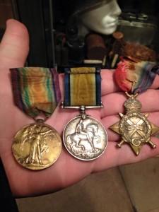 Epps, William, medals 1