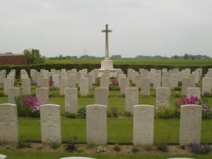 Gonnehem British Cemetery.