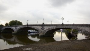 The third Kew Bridge opened in 1903