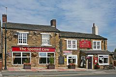 The Spotted Cow Inn.