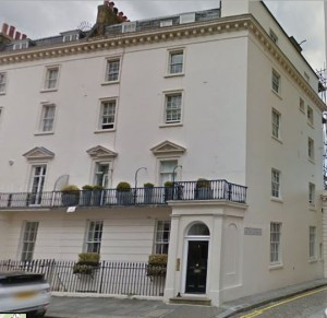 9 West Eaton Place