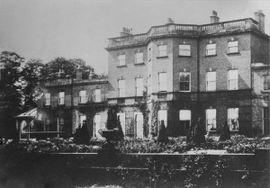 Thornes House, Wakefield home of the Milne-Gaskell's