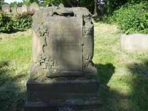 Holman headstone copyright C Sklinar 2015