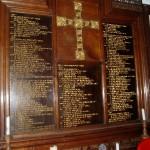 St cuthbert's War Memorial.  http://yorkandthegreatwar.com