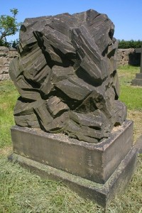 Rear of Holman headstone courtesy of Glyn Sherborne