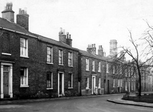 Rishworth Street, Wakefield.  Source unknown.