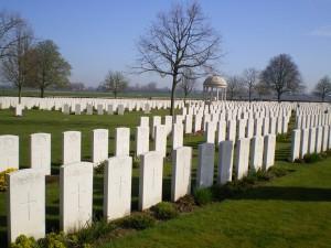 Bedford House CWGC Cemetery, Belgium via CWGC