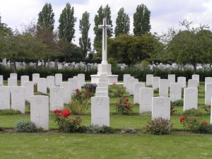 Southend-on-Sea cemetery via CWGC