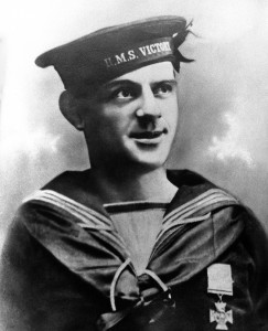 Seaman George M Samson V.C. via Scotland's War