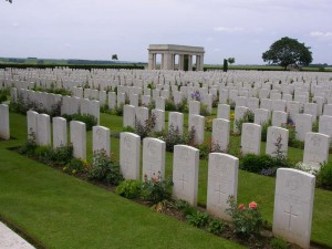 Caterpillar Valley via CWGC
