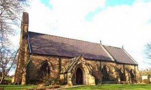 Flockton church