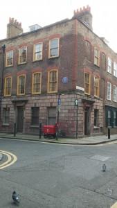 2 Princelet Street, Spitalfields © C Sklinar 2015