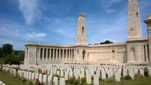 Vis-en-Artois Memorial via CWGC