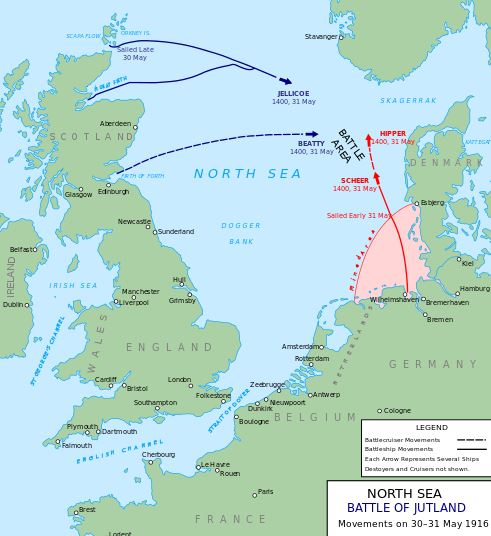 the battle of jutland essay A famous picture of the remains of hms invincible her squadron, intervened in the battle of jutland at a key time, diverting and confusing the germans when they were unwittingly about to cross jellicoe's t before he had deployed his battle line.