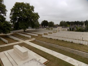 Corbie Communal Cemetery ia CWGC