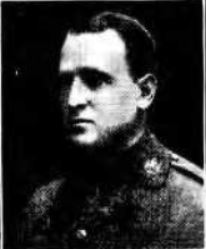 Oscar Frank Moritz from De Ruvigny's Roll of Honour
