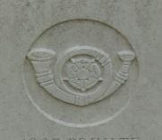 Koyli CWGC headstone emblem