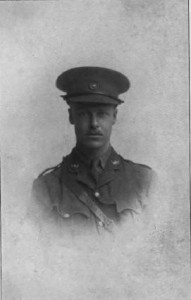 2nd Lieut. Christopher B Sugden via Old Savilian 1915