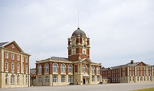 Sandhurst College via Wikipedia