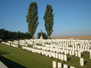 Unicorn Cemetery via CWGC