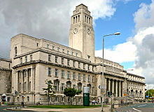 Leeds University via Wikipedia