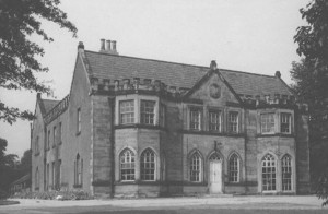 Hatfeild Hall c 1925