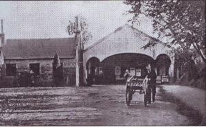 The First Elgin Railway Station via Wikipedia